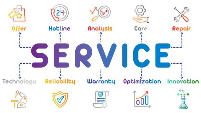 What are Services? Definitions, Characteristics and Its Role In Business.